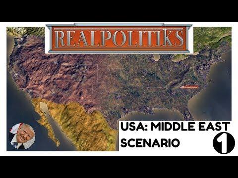 Realpolitiks - USA Scenario (1): Blame Obama