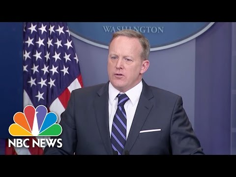 White House Struggles To Defend Trump's Wiretapping Claims | NBC News