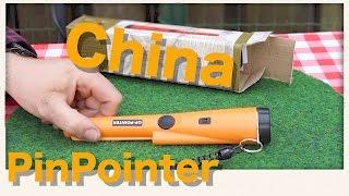 🤔 China Pinpointer im Test von KKmoon Metalldetektor und  Pinpointer