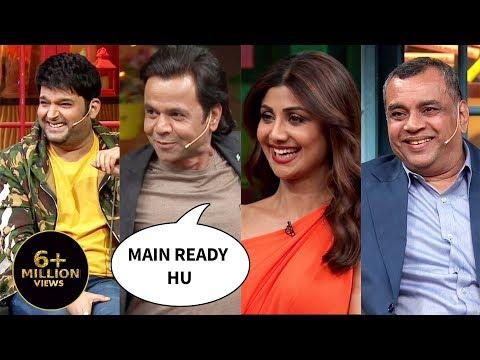 Hungama 2 | Rajpal Yadav's Choice Of Female Lead | The Kapil Sharma Show | Sat - Sun At 9:30 PM