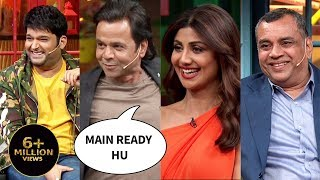Hungama 2 | Rajpal Yadav's Choice Of Female Lead | The Kapil Sharma Show | Sat - Sun At 9:30 PM