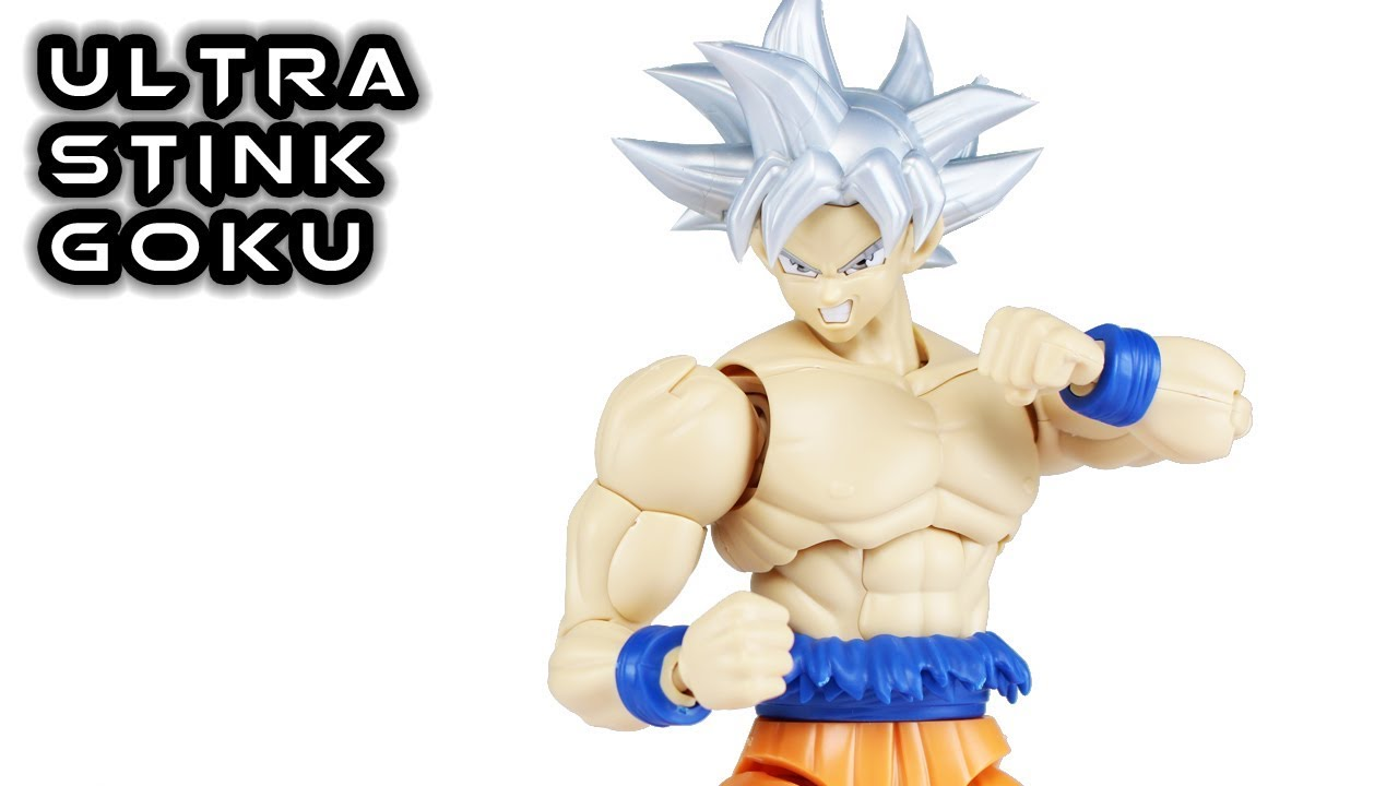 Bandai Dragon Ball Figure-Rise Standard SON GOKOU ULTRA INSTINCT
