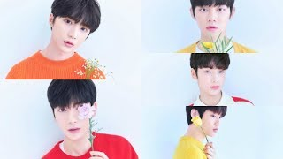 2019-01-25 BTS師弟團TXT出道展超強人氣 五名成員互相撞臉