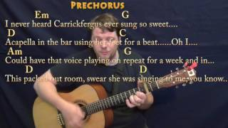 Galway Girl (Ed Sheeran) Strum Guitar Cover Lesson with Chords/Lyrics - Capo 2nd