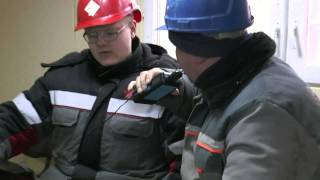 видео Арматурщик бетонщик :крючок-медленно