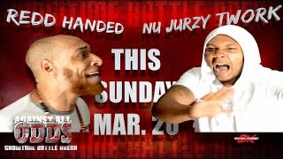 SHOWTIME BATTLE ARENA PRESENTS NU JURZY TWORK vs REDD HANDED