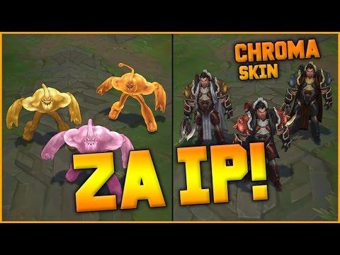 Chroma Skin Za IP!