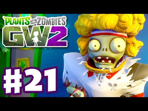 Plants vs. Zombies: Garden Warfare 2 - Gameplay Part 21 - Tennis Star! (PC) video download
