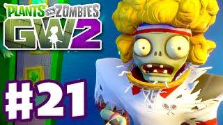 Plants vs. Zombies: Garden Warfare 2 - Gameplay Part 21 - Tennis Star! (PC)