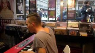 Oskar Linnros - Från och med Du live @ Bengans