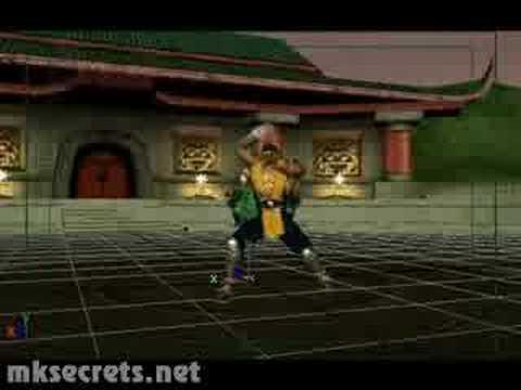 Mortal Kombat: Deadly Alliance [PS2/XBOX/GC - Beta] - Unseen64
