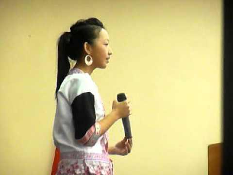 Namy Herr - Moob ni Moob Christian Hmong Miao Song
