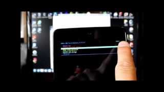 How to install oudhs / Shabby Penguin recovery on the Nexus 7