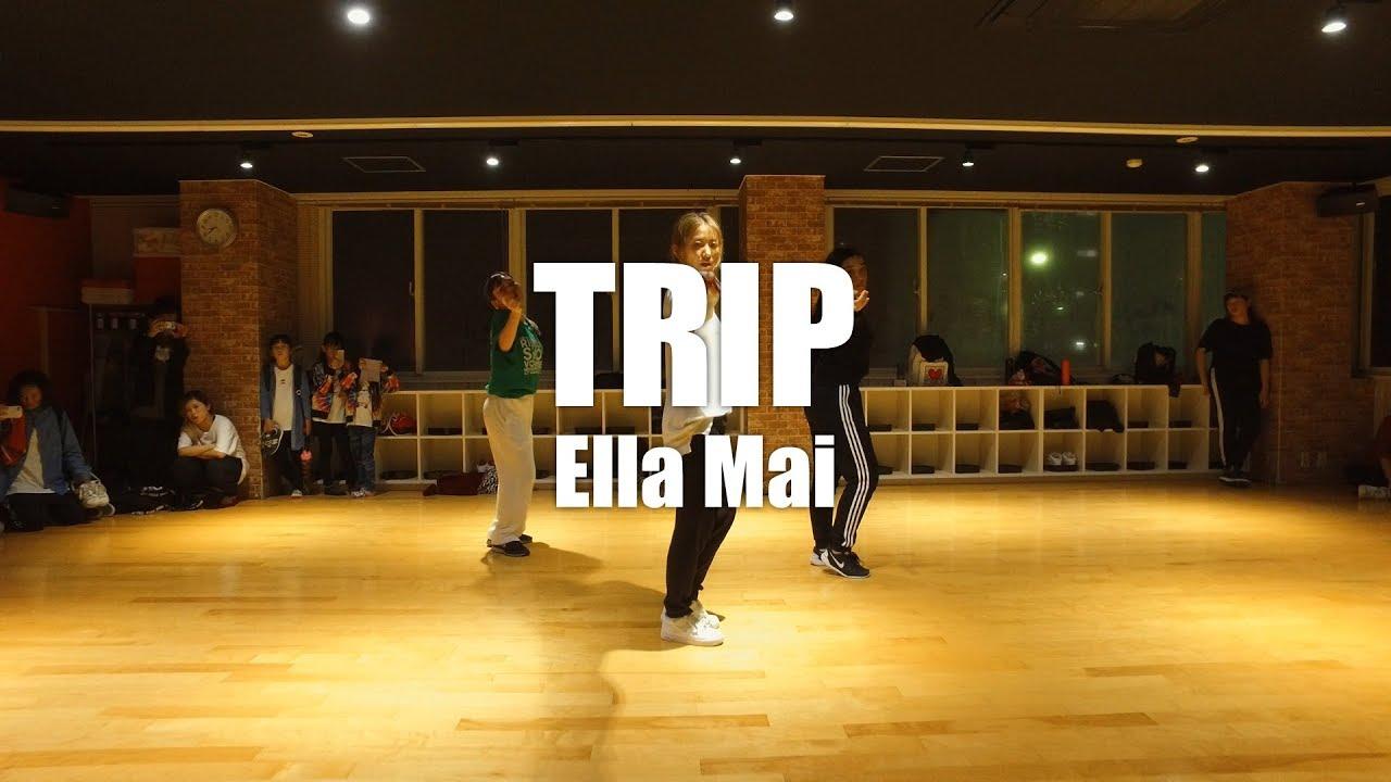 Ella Mai - TRIP | Choreography by TICA | TICA'S R&B CLASS - Practice