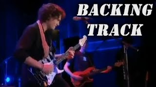 John Mayer - Come When I Call Guitar Backing track