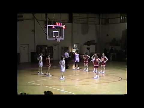 Alleluia Community School at Augusta Christian in Girls High School Basketball - February 1992
