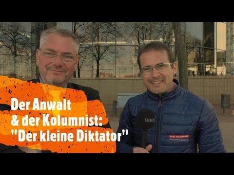 ❓ Sachsens Ministerpräsident: Kleiner Diktator ❓ Frank HANNIG gibt die Antwort