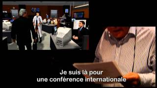 NCIS The Video Game - Actors Series Video [FR]