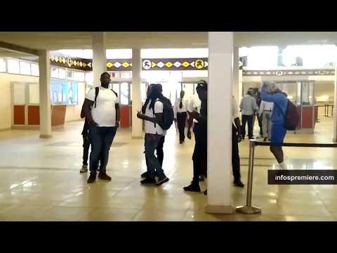 Kiff no Beat à Conakry - La première réaction du Groupe