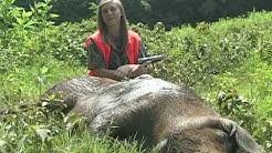 Hog Hunt ,40 cal auto, 16 yr old Kaylee Wilhelm, Ken Reed Productions