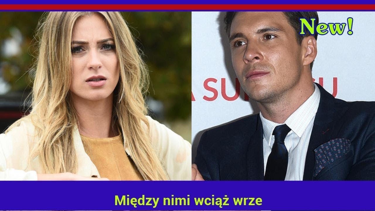 Marcelina Zawadzka i Mikołaj Roznerski: Między nimi wciąż wrze