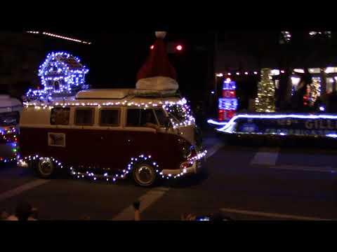 Fredericksburg,Tx Christmas Parades