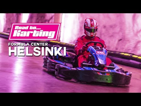 Road to Karting Finland 2018 - Formula Center Helsinki