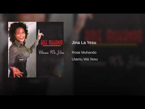 Jina La Yesu || Rose Muhando || Official Audio 2017