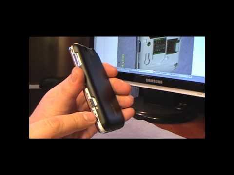 Обзор Acer neoTouch P400 - часть 2