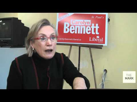 Carolyn Bennett on democratic reform