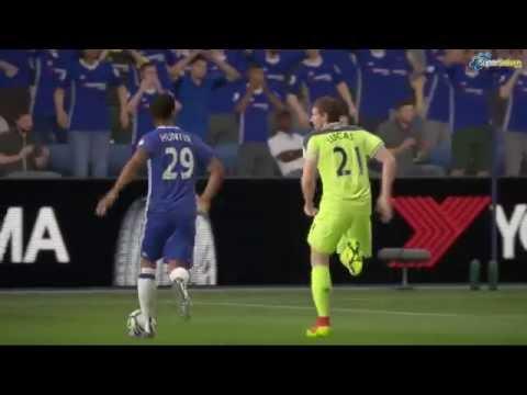 FIFA 17 : L' Aventure - Premier Match en FA Cup #14