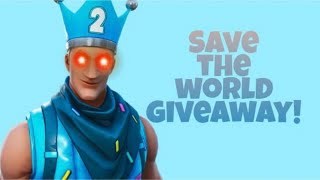 😱Fortnite Save The World 10k Sunbeam Giveaway Ft. Irng MIK35959 & KTO CLAMPGOD😱