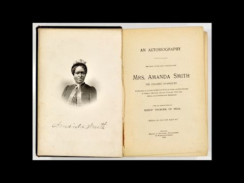 02 Autobiography of Mrs. Amanda Smith - The Colored Evangelist dated 1893 - Chapter 1 streaming vf