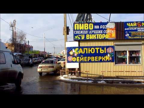 Краснослободск перед Новым годом 23 12 2017