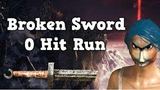 Broken Straight Sword 0 Hit Run - Dark Souls 3
