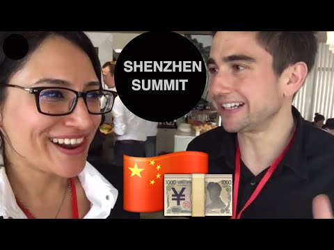 SHENZHEN CROSS BORDER SUMMIT 2016 by Michael Michelini