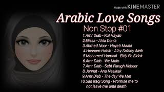 Arabic Love Songs Non Stop Music #01