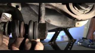 Strange rattle noise? 2006 Dodge Charger front Stabilizer bar end links were the problem.