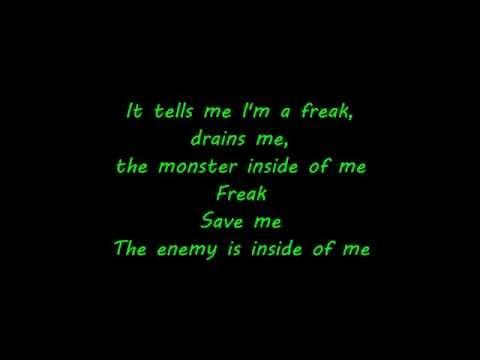 Freak- Molly Sandén lyrics