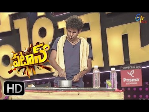 Patas | Saddam Hussein Performance | 17th April 2018| ETV Plus