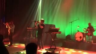 Video Beirut - Fener - Live at Royal Oak Music Theater in Royal Oak, MI on 11-11-15 download MP3, 3GP, MP4, WEBM, AVI, FLV Juli 2018