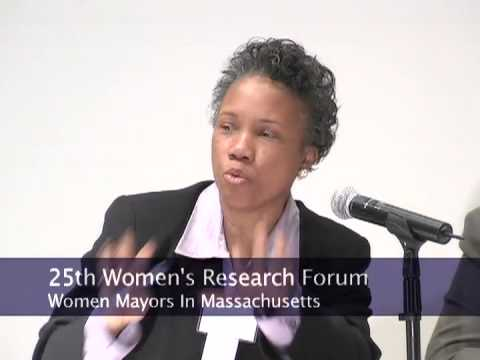 Women Mayors in Massachusetts: Making History. Meeting Challenges.