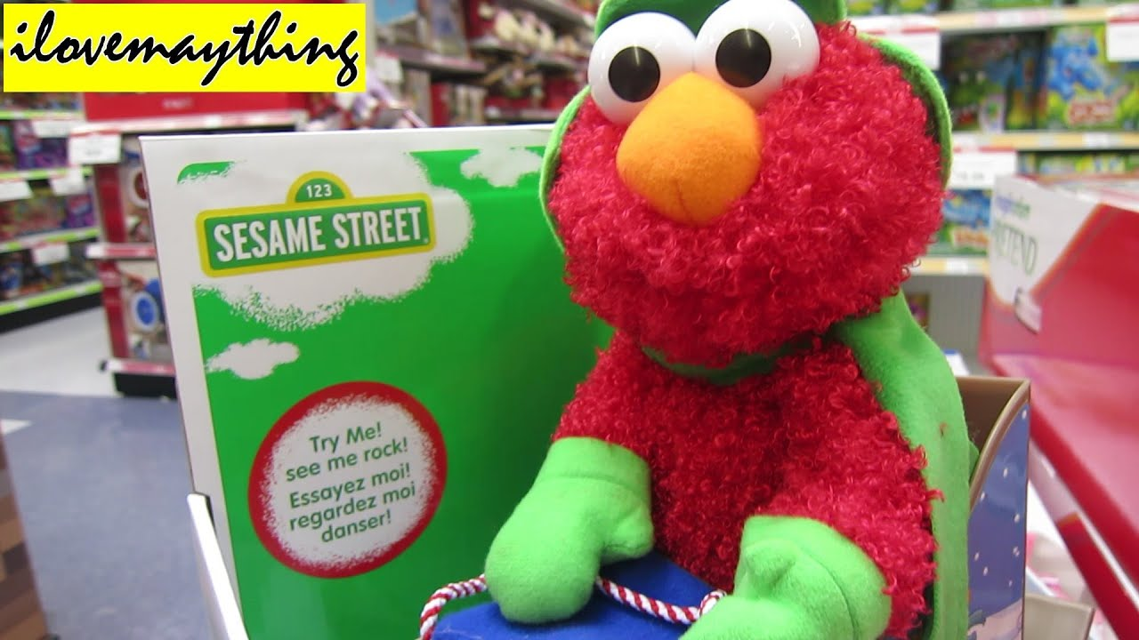 Sesame Street - ELMO Singing a Christmas Song -) & Sesame Street - ELMO Singing a Christmas Song :-) - YouTube