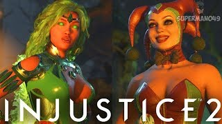 "THE WORST OF INJUSTICE 2 IN ONE CHARACTER - Injustice 2: ""Harley Quinn"" Gameplay"
