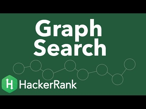 Algorithms: Graph Search, DFS and BFS