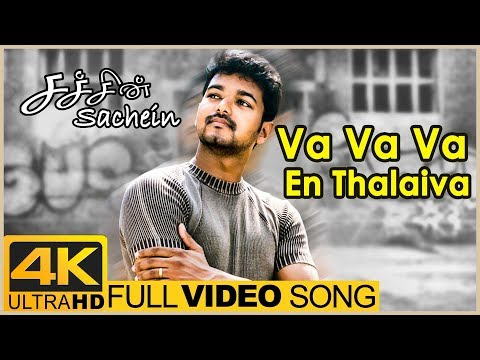 Va Va Va En Thalaiva Full Video Song 4K |...