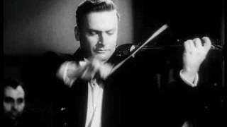yehudi menuhin plays mendelssohn violin concerto