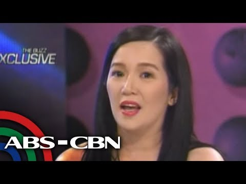 """Kris Aquino defends self from constant criticisms (Excerpt from """"The Buzz"""")"""