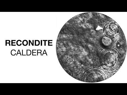 Recondite - Caldera