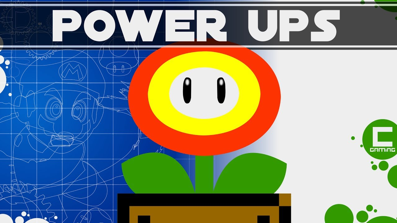 Deconstructing Power Ups: What Modern Games can learn from the first Super  Mario Bros